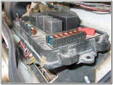 Установка и подключение противотуманных фар на ВАЗ 2108