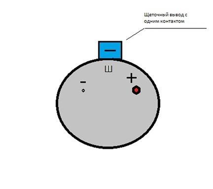 Подключение генератора зил 131