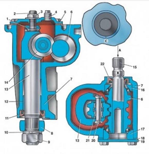 clip image004 e3fc91da 293d 4762 be13 07c90cc91744 - Схема рулевой трапеции ваз 2107