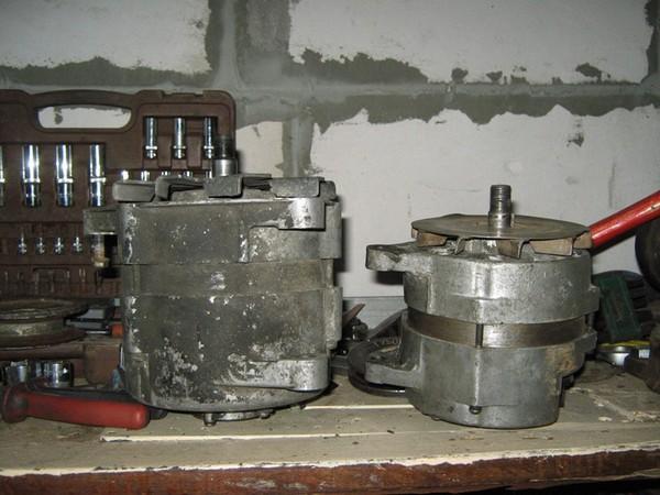 Генератор ЗиЛ 131 в УАЗ 469