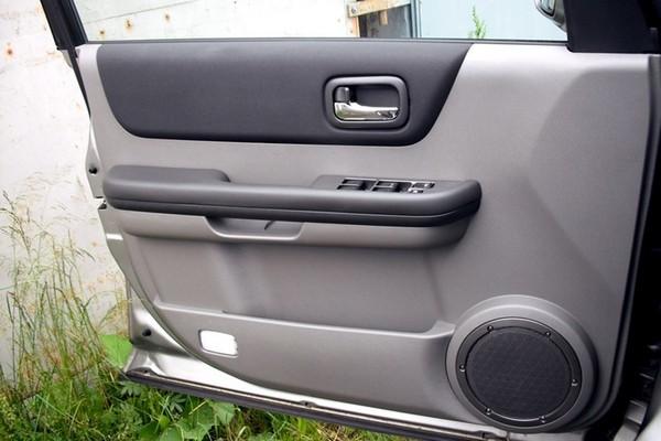 Решение проблемы замерзания замка водительской двери Nissan X-Trail
