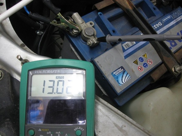 Устранение падения напряжения в ВАЗ 2110, 2111, 2112