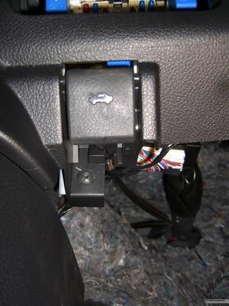 Замена моторчика печки Nissan X-Trail II