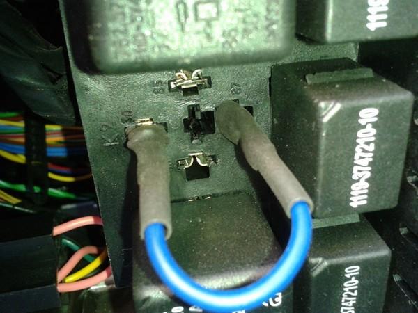 clip image008 - Схема подключения электростеклоподъемников ваз 2110