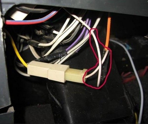 clip image020 - Схема подключения электростеклоподъемников ваз 2110